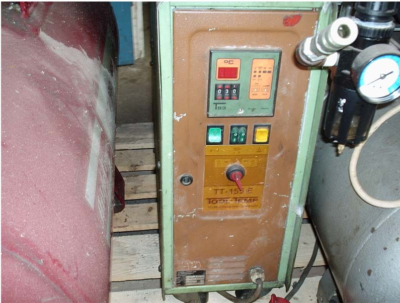 Tool Temp Mould Heater